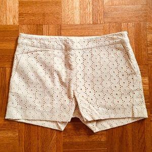 KENAR Eyelet Shorts